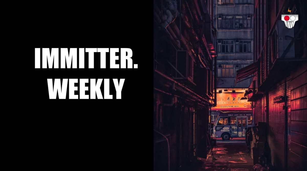 Immitter | World Music Weekly – Ghost City