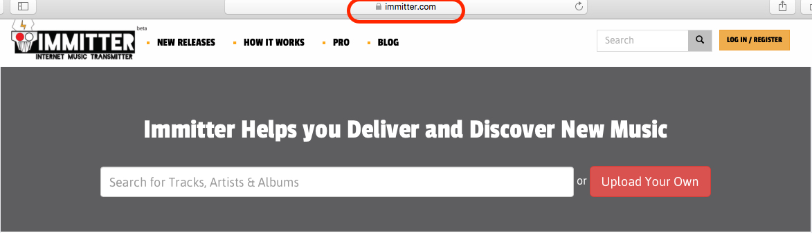 Immitter Goes Secure